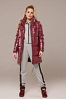 Ферарри куртка вениловая (слива ), фото 1