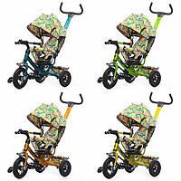 Детский велосипед трехколесный TILLY Trike T-351-3 [4 цвета] (Велосипед Тилли Трайк Т351-3)
