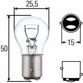Лампа/задний фонарь Audi/VW Цвет: белый