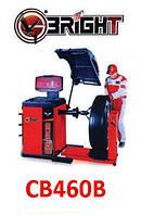 Балансировочный стенд BRIGHT CB460XB для грузовых и легковых автомобилей, 380В