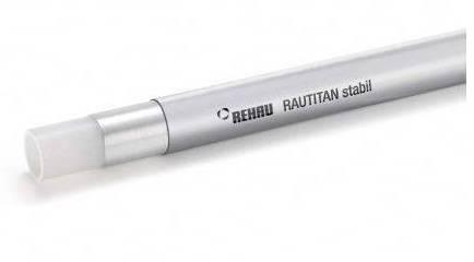 Металлопластиковая труба Rehau Rautitan stabil 32х4.7
