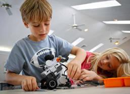 Робототехніка для початкової школи