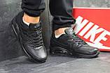 Мужские кроссовки Nike Air Max Black, фото 3