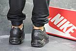 Мужские кроссовки Nike Air Max Black, фото 4