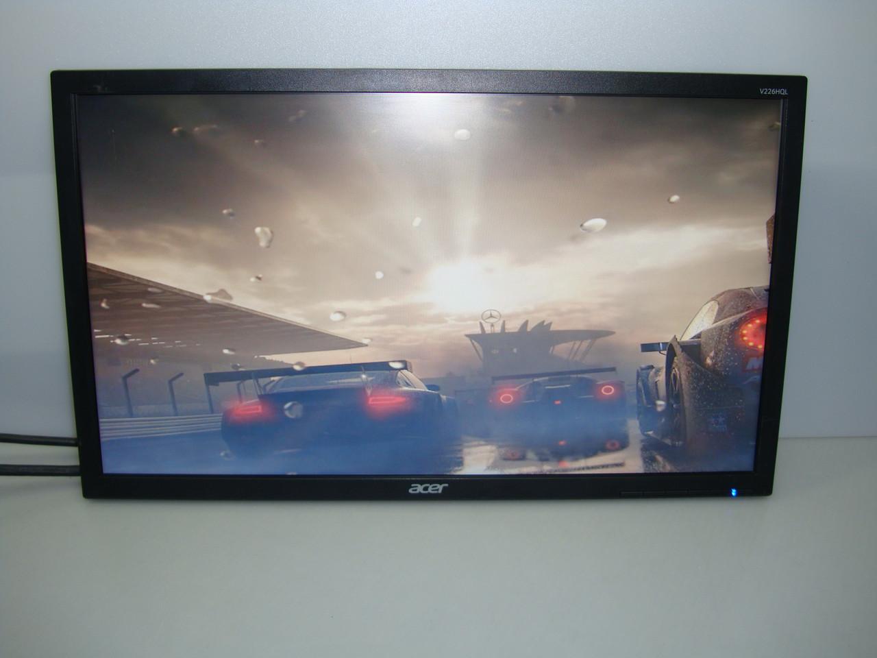 Монитор Acer v226HQL Full HD. Хорошее состояние