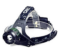 Налобный фонарик  Bailong BL 2188