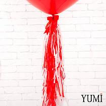 Гелиевый шар-гигант с декором для любимого человека, фото 2