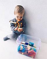 Як привчити дитину до порядку?