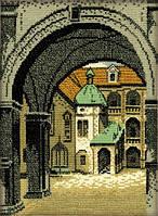 Набор для вышивки крестом RTO R151 Тайна старой арки