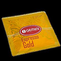 Кофе Gemini Espresso Gold монодоза 44 мм (1уп/100шт)