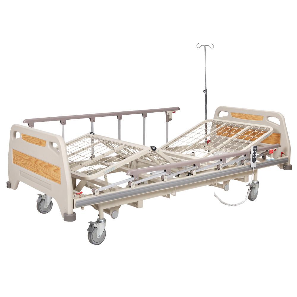 Кровать медицинская с электроприводом OSD-91EU, 4 секции