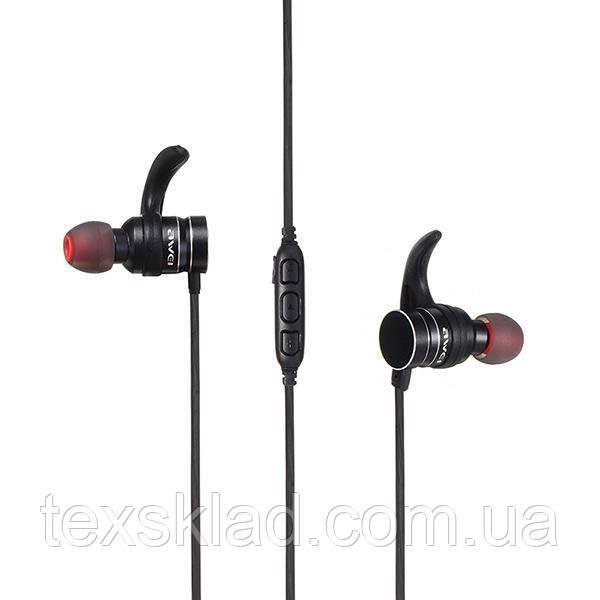 Бездротові блутуз навушники AWEI AK4 (Bluetooth)