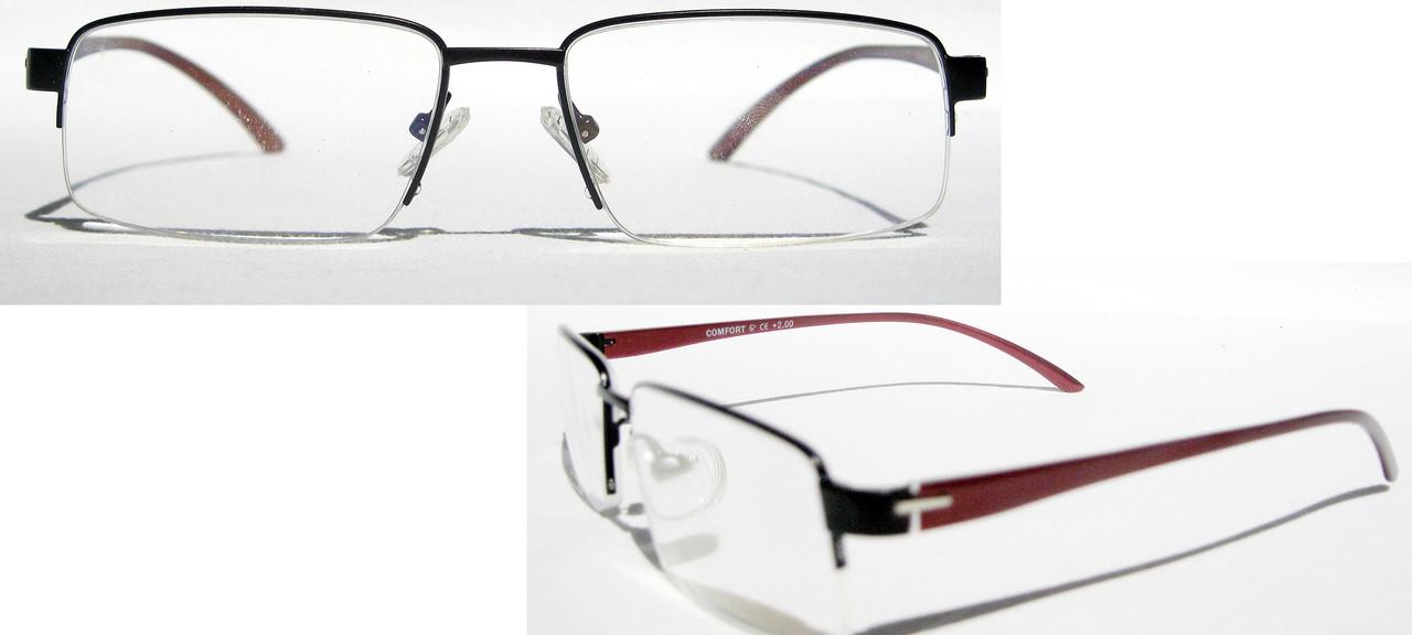 e9a01a231deb Очки для зрения с диоптриями (вставка Изюмское стекло)