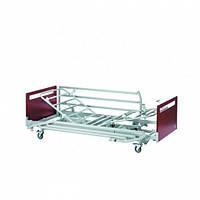 4-х секционная кровать Alegio NG с электроприводом, клиническая конфигурация