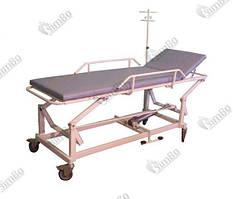 Каталка для транспортування пацієнтів з гідроприводом - КТг