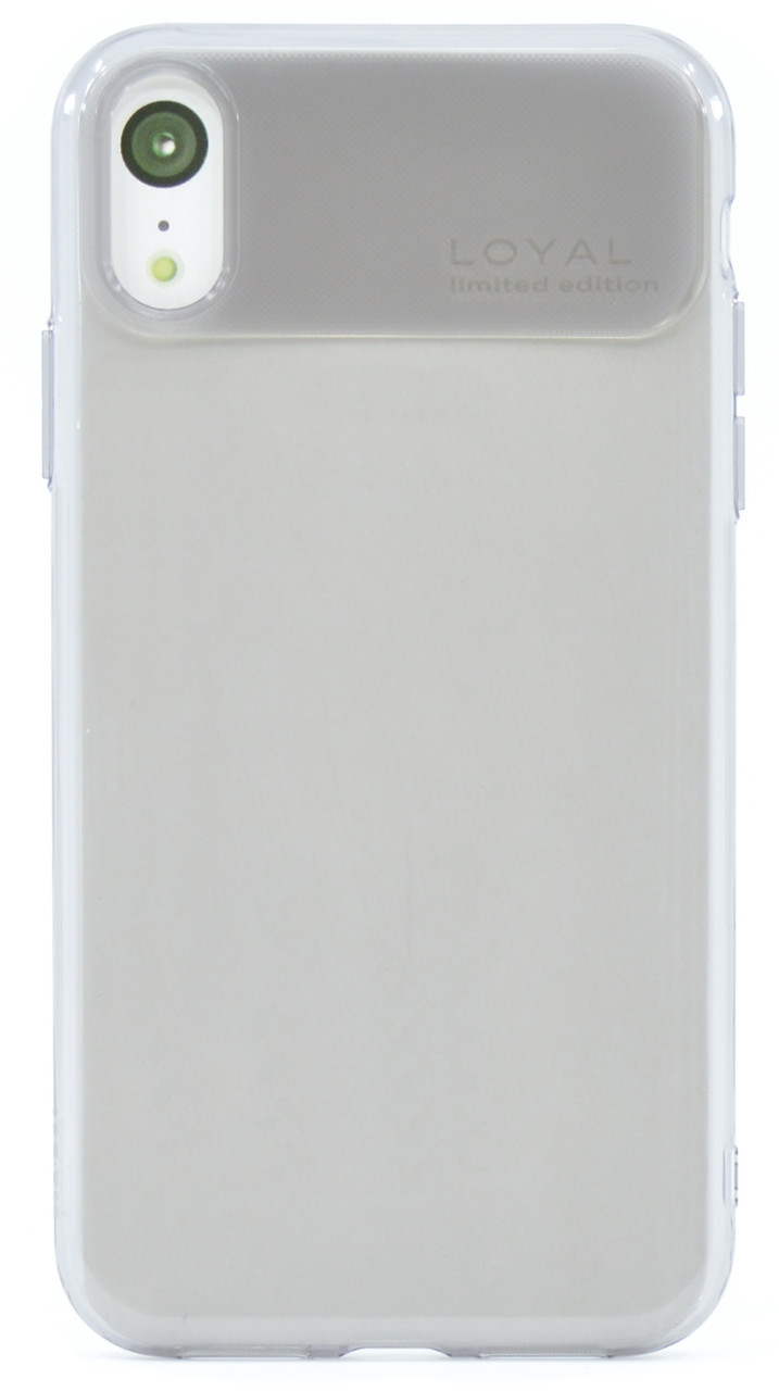 Чохол-накладка Hoco для Apple iPhone XR Water rhyme series Чорний