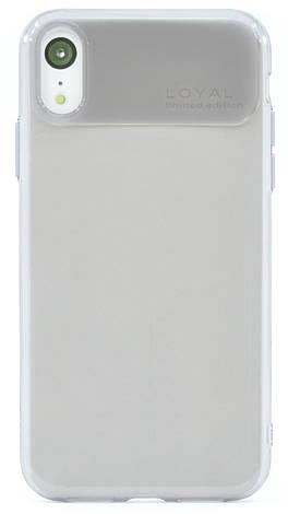 Чохол-накладка Hoco для Apple iPhone XR Water rhyme series Чорний, фото 2