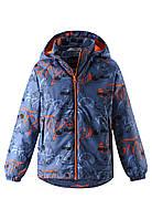 Демисезонная куртка для мальчика Lassie by Reima 721745R - 6751. Размеры 104 - 128., фото 1