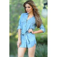 5c9f2ec7950 Джинсовые платья — купить недорого у проверенных продавцов на Bigl ...