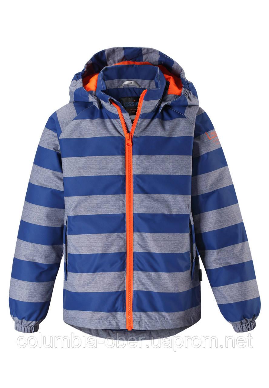 Демисезонная куртка для мальчика Lassie by Reima 721745R - 6752. Размеры 104 - 140.
