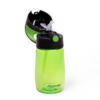Пляшка дитяча для води Kamille 350мл з пластику KM-2300, фото 1