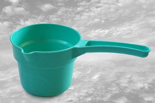 Ковшик пластмасовий для води, 1,5 л, Од