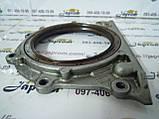 Крышка заднего сальника коленвала Mazda 6 GH 3 CX-7 2008-2012г.в. 2,2l дизель, фото 3
