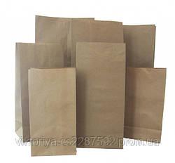 Пакети папір. 140х50х280мм 1000шт  д/хліба