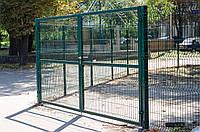 Ворота распашные 3000х1500 мм