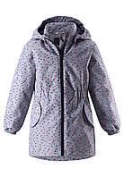 Демисезонная утепленная куртка для девочки Lassie by Reima  721746R - 9121. Размер 116.