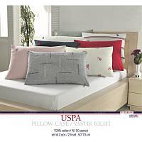 Наволочки U.S. Polo Assn - USPA белые 50*70 (2)