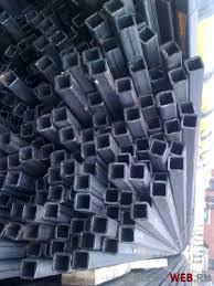 Труба стальная оцинкованная 60х40х4,0