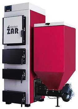 Твердотопливный котел Zar Wygoda (Жар Выгода) 25 кВт
