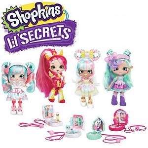 Ляльки Shopkins Шопкинс