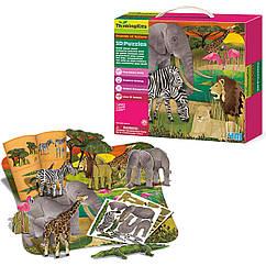 Детский 3D-пазл 4M Африка (00-04679)