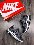 Мужские кроссовки Nike Air Max 720 Gray, фото 5