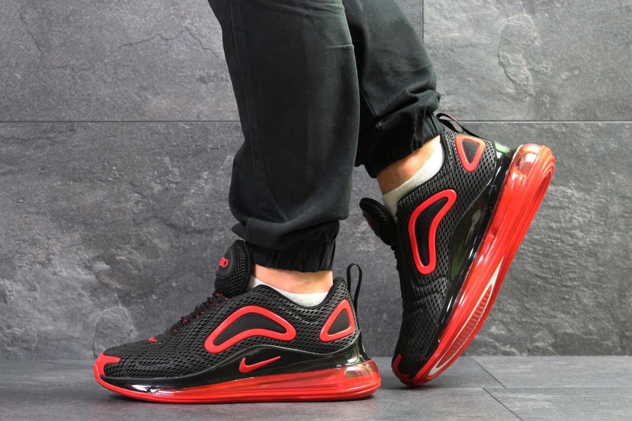Мужские кроссовки Nike Air Max 720 Black/Red (