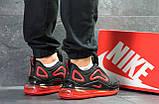 Мужские кроссовки Nike Air Max 720 Black/Red (, фото 4
