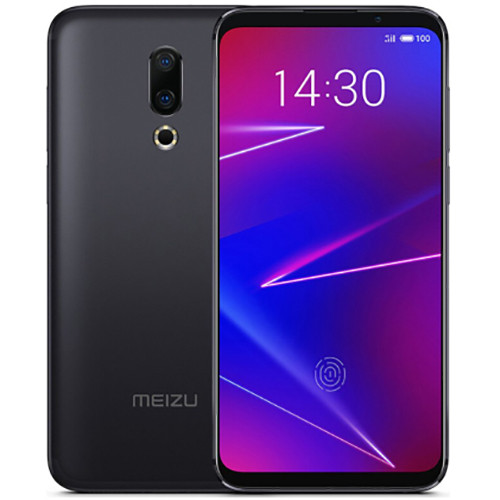Смартфон Meizu 16 (16X) 6/64Gb Black Global version (EU) 12 мес