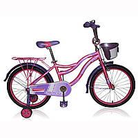 Велосипед детский Crosser Kiddy 20 дюймов Розовый, фото 1