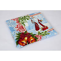 Полотенце кухонное Lotus - Новый год вафельное 50*70