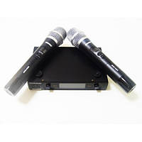 Радиосистема Shure AWM-505R, база, 2 микрофона