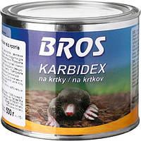 Средство от кротов Bros Karbidex 500 г