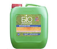 Грунтовка с антисептическим действием для древесины БиоДоктор ИР-011 Ирком