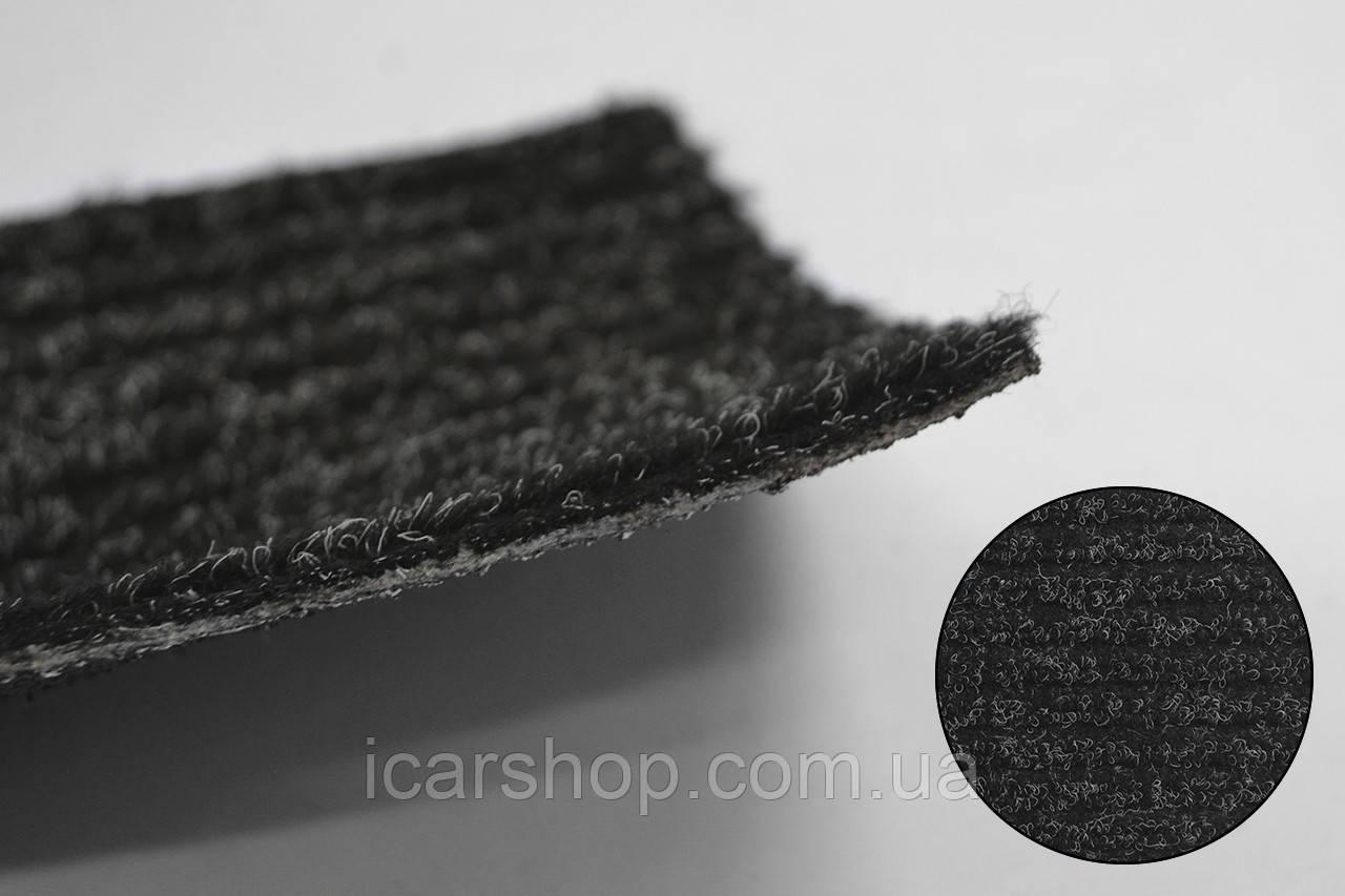Ковролин Черная кашица рубчик / Гранула / 0.95м / 1,0м / 1,05м