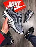 Мужские кроссовки Nike Air Max 720 Gray, фото 6