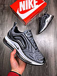 Мужские кроссовки Nike Air Max 720 Gray, фото 10