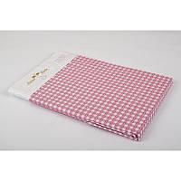 Простынь Amour Paris - Virginia розовая 180*240