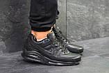 Мужские кроссовки Nike Air Max Black, фото 6