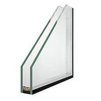 Склопакет прозорий безпечний 4esg-14-4esg до автоматичних дверей